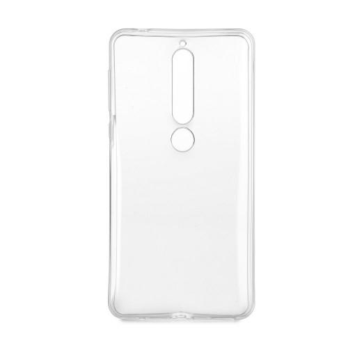Гръб Ultra Slim 0,5mm - Nokia 6.1 2018 прозрачен