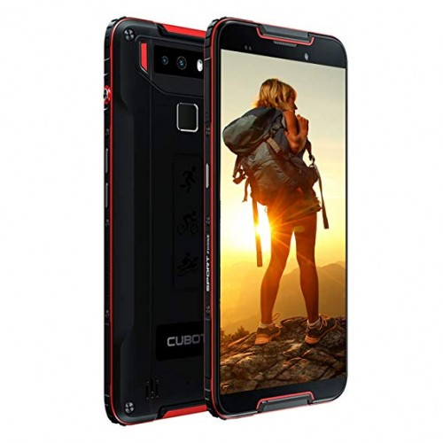 Cubot Quest 64GB Red