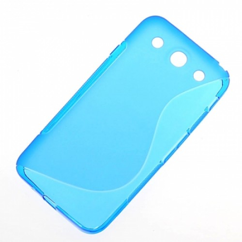 Силиконов гръб - Samsung Grand Neo син