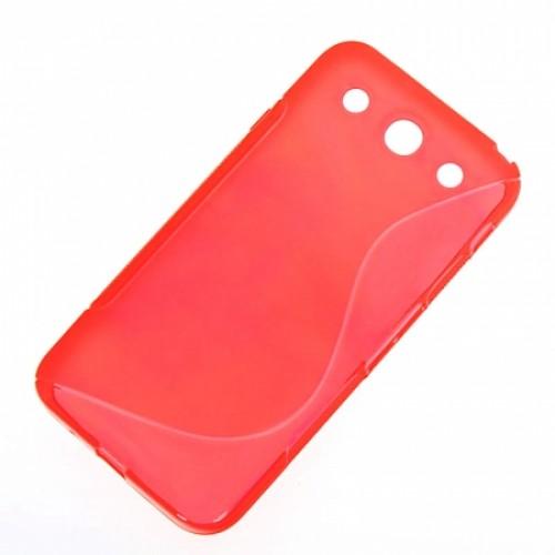 Силиконов гръб - Samsung Grand Neo червен