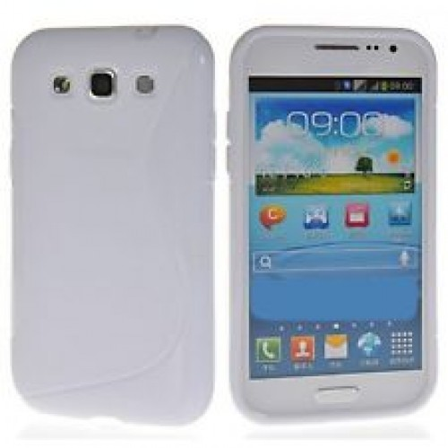 Силиконов гръб - Samsung Grand Neo бял