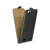 Калъф Flip Case Slim Flexi Fresh - Lenovo K5 черен