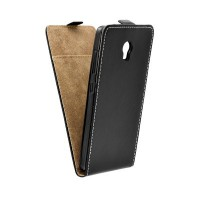 Калъф Flip Case Slim Flexi Fresh - Lenovo K8 Note черен