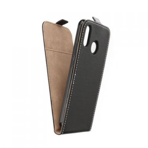 Калъф Flip Case Slim Flexi Fresh - Huawei Nova 3 черен