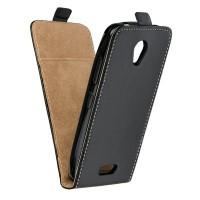 Калъф Flip Case Slim Flexi Fresh - Lenovo Vibe B черен