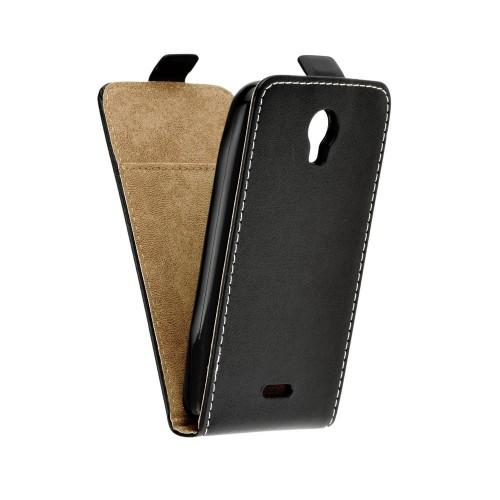 Калъф Flip Case Slim Flexi Fresh - Huawei P40 черен