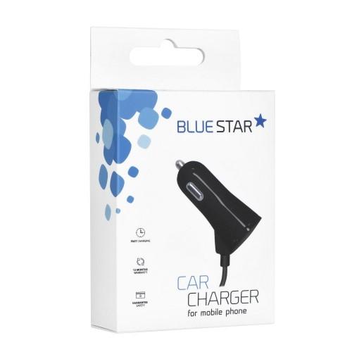 Зарядно устройство за кола Blue Star USB-C cable - Samsung Galaxy A8 Plus
