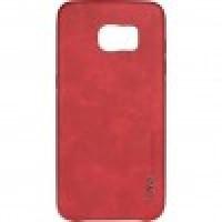 Гръб XLEVEL Vintage - Huawei P Smart червен
