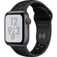 Apple Watch Series 4 GPS + Cellulare + Nike+ 40mm Space Grey