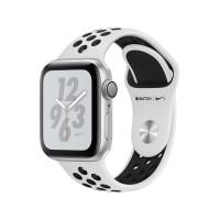 Apple Watch Series 4 GPS Nike+ 40mm Silver Aluminium